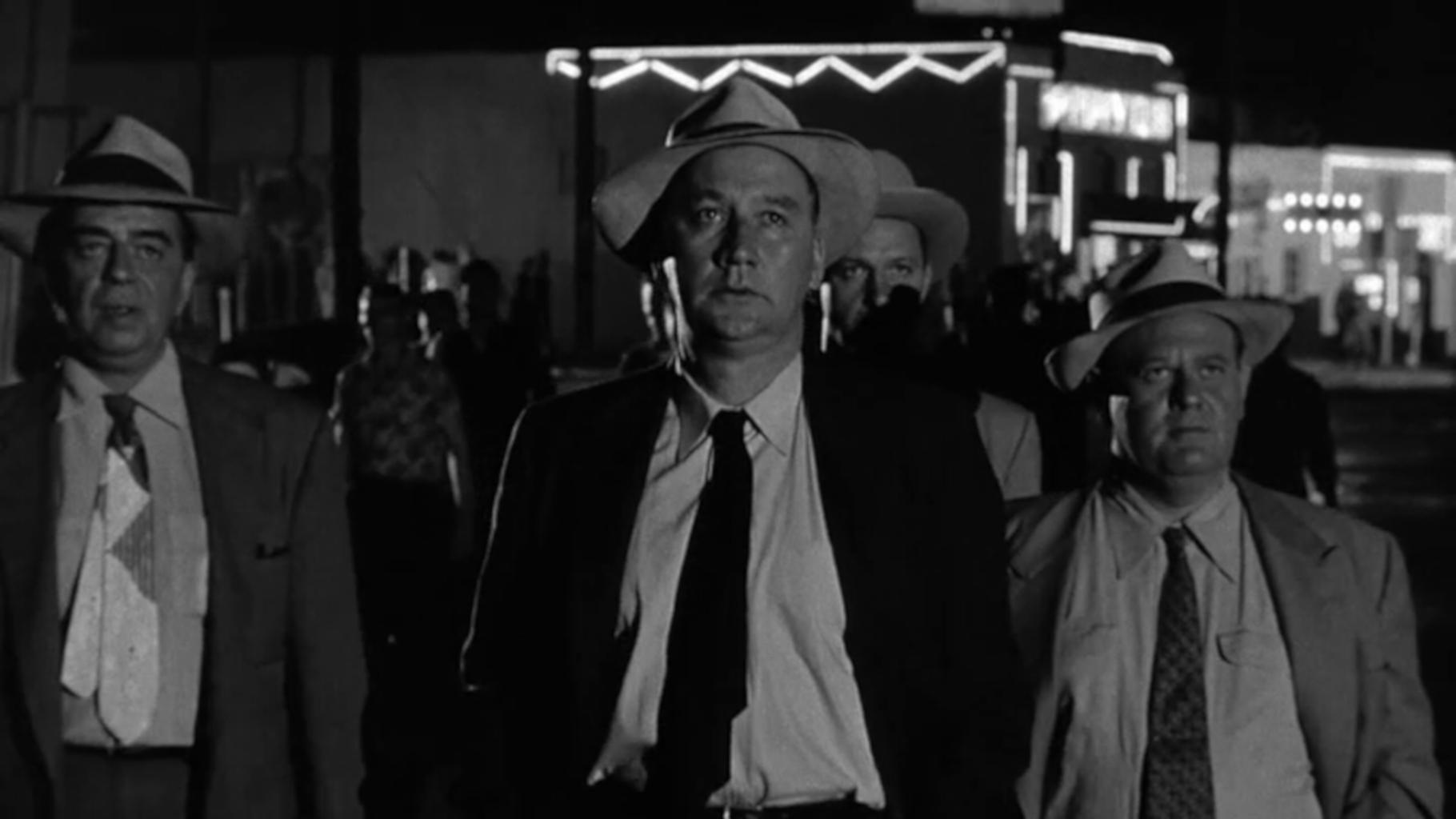 無警察地帯 (1955)