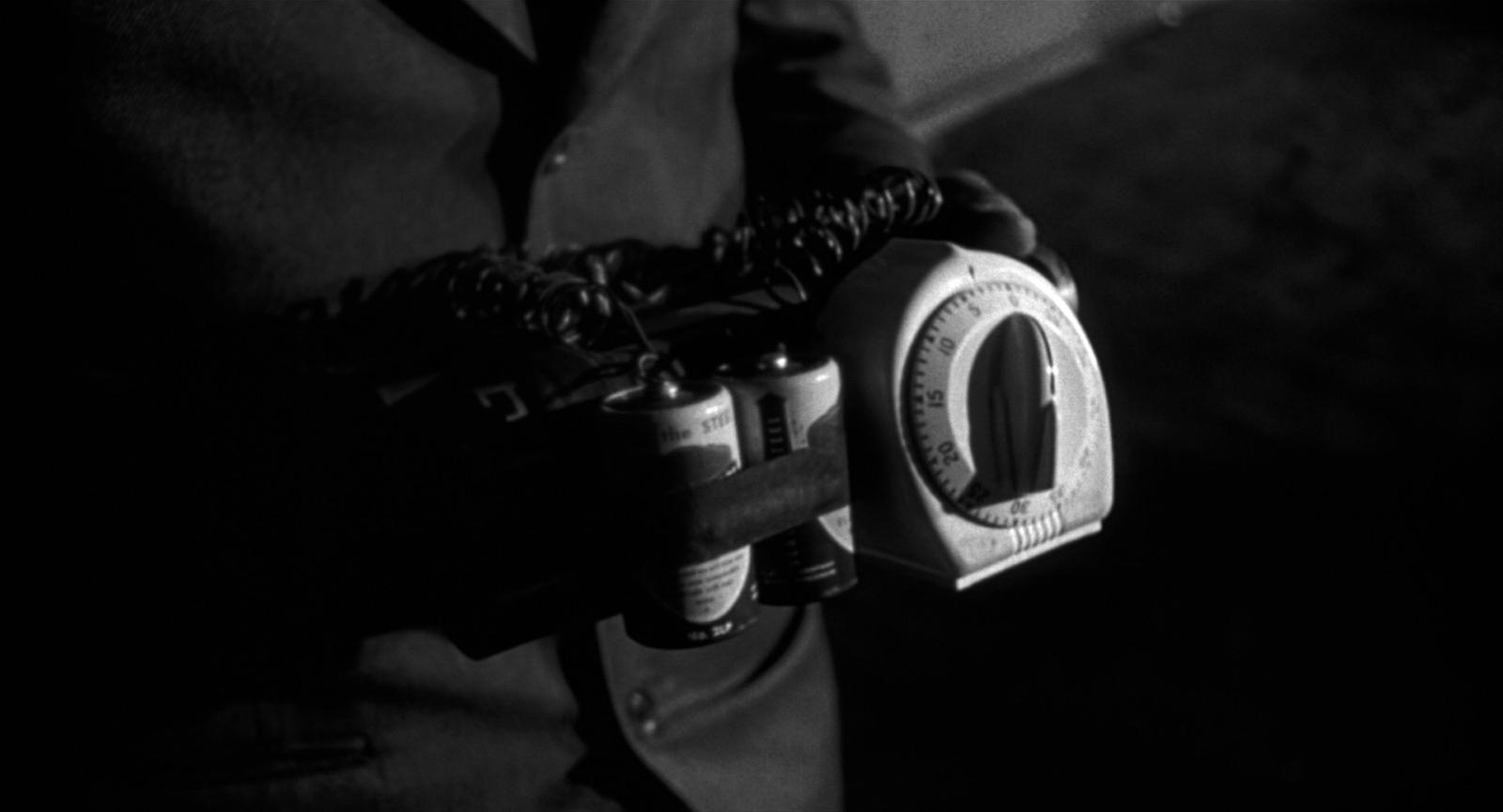 黒い罠 (1958)