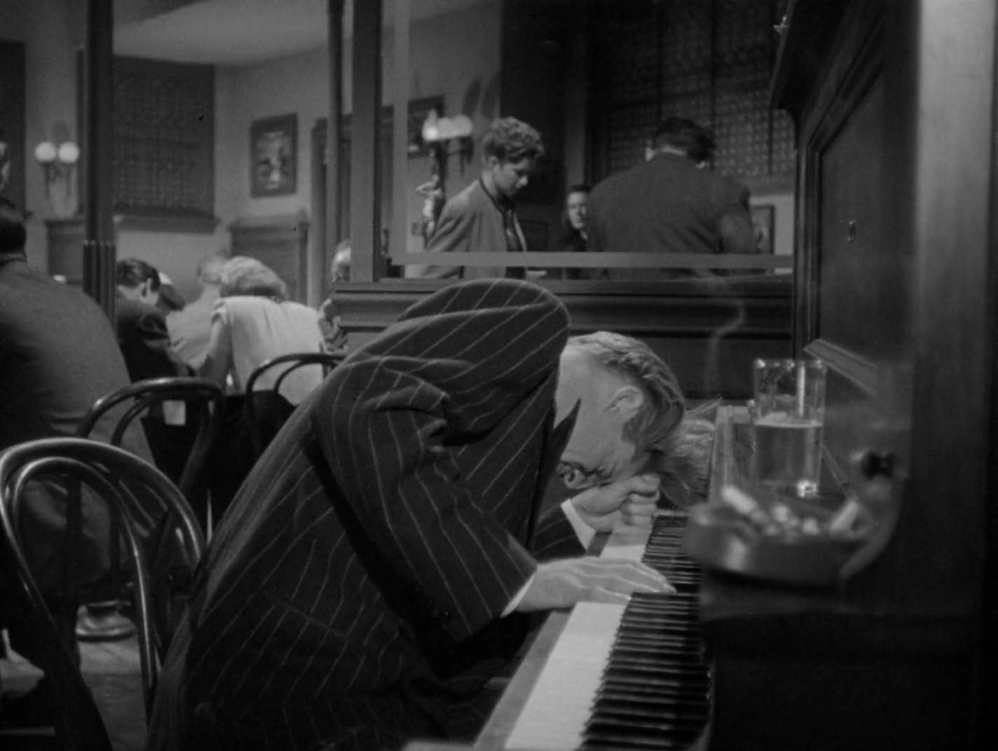 黒い天使(1946)
